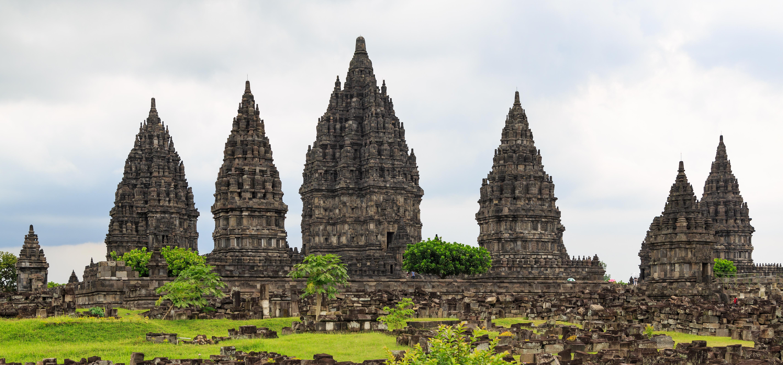 Candi Prambanan Wikipedia Bahasa Indonesia Ensiklopedia Bebas Yogyakarta Temple Complex