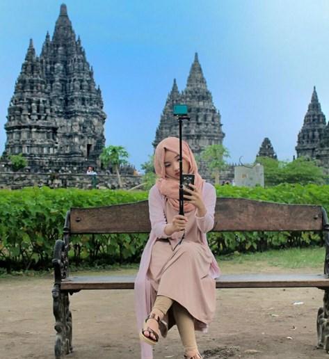 Kecantikan Roro Jonggrang Terbias Lewat Candi Prambanan Nulis Trip Nulistrip