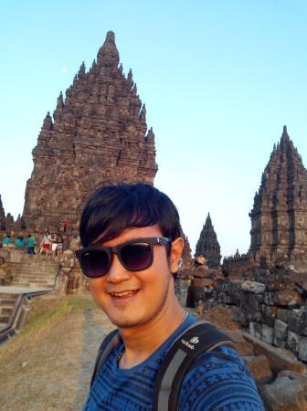 Komplek Candi Prambanan Picture Temples Kab Sleman