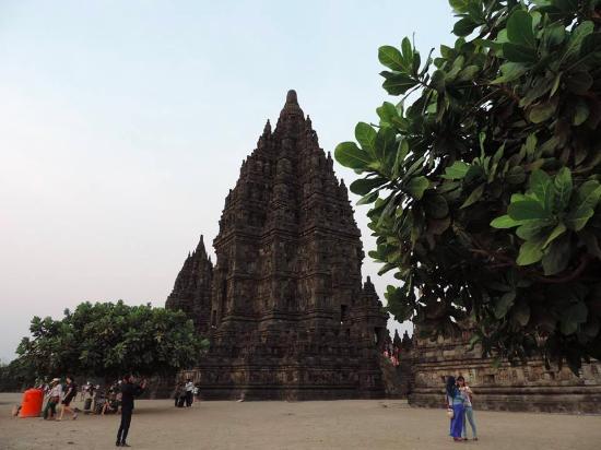 Prambanan Temple Candi Yogyakarta Picture Temples Kab Sleman