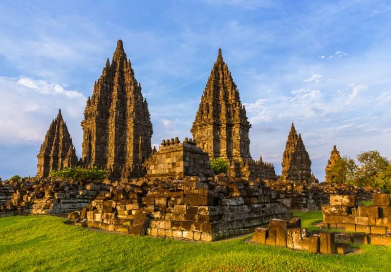 Sejarah Candi Prambanan Asal Usul Letak Kisah Menyertainya Kab Sleman