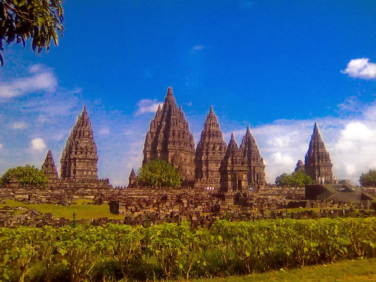 Wisata Candi Prambanan Rencana Sono Sihhh Dibangun Sekitar 850 Masehi
