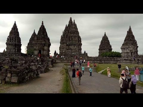 Wisata Sejarah Candi Prambanan Sleman Yogyakarta Youtube Kab