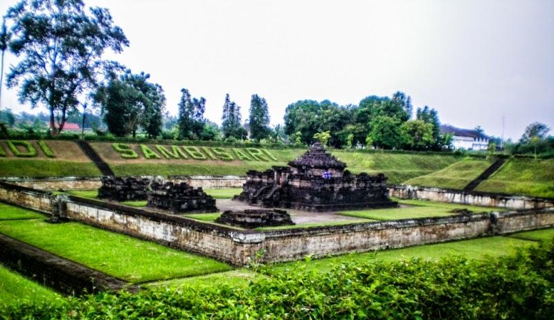 10 Gambar Candi Sambisari Kalasan Yogyakarta Harga Tiket Masuk Sejarah