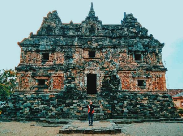 39 Tempat Wisata Eksotik Sleman Sayang Terlewatkan Candi Sari Sambisari