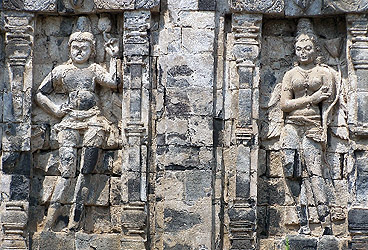 Candi Kalasan Sari Budha Wisata Yogyakarta Sambisari Kab Sleman