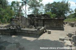 Candi Kedulan Yogyakarta Kepustakaan Sambisari Kab Sleman