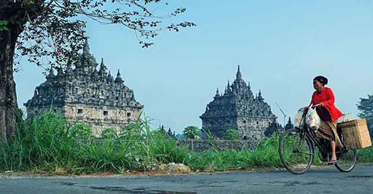 Candi Plaosan Yogyakarta Sambisari Kab Sleman