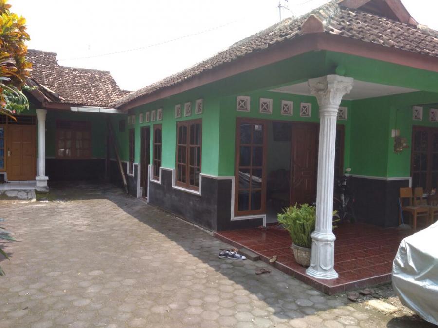 Rumah Dijual Jalan Candi Sambisari Sleman Jogja Luas 300 M2