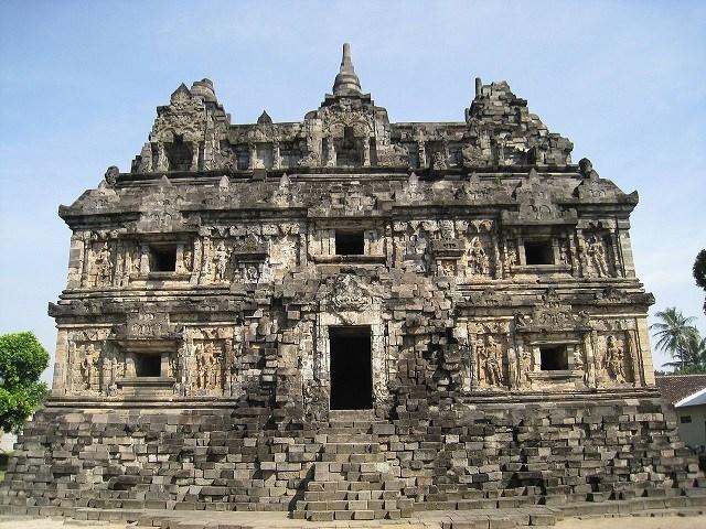 Sejarah Candi Sari Jogja Bukti Peninggalan Rakai Panangkaran Padahal Yogyakarta