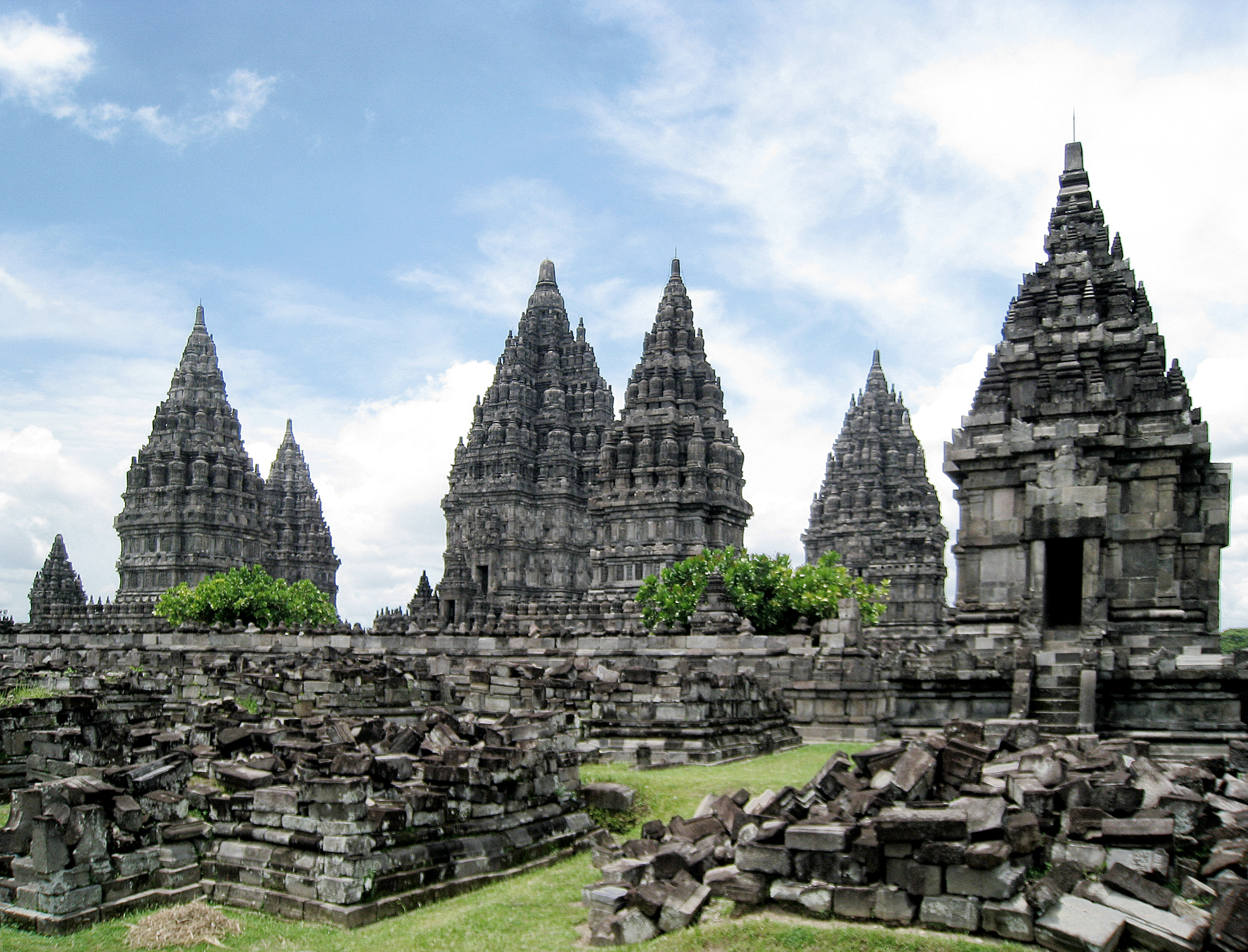 Candi Indonesia Wikipedia Towering Prasada Temple Towers Believed Represent Cosmic
