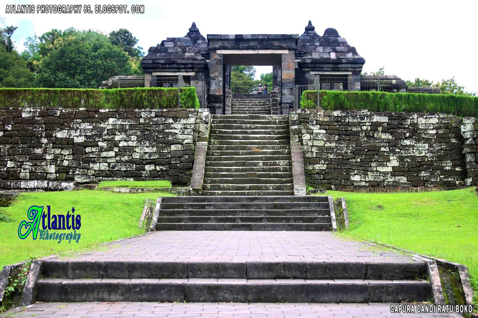 Atlantis Photography Krui Candi Ratu Boko Sleman Yogyakarta Bagian Area