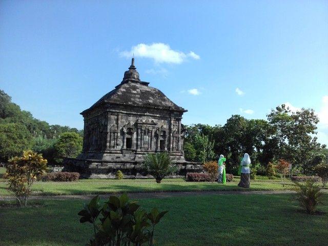 Candi Banyunibo Sebuah Buddha Berada Kecamatan Prambanan Kabupaten Sleman Istana