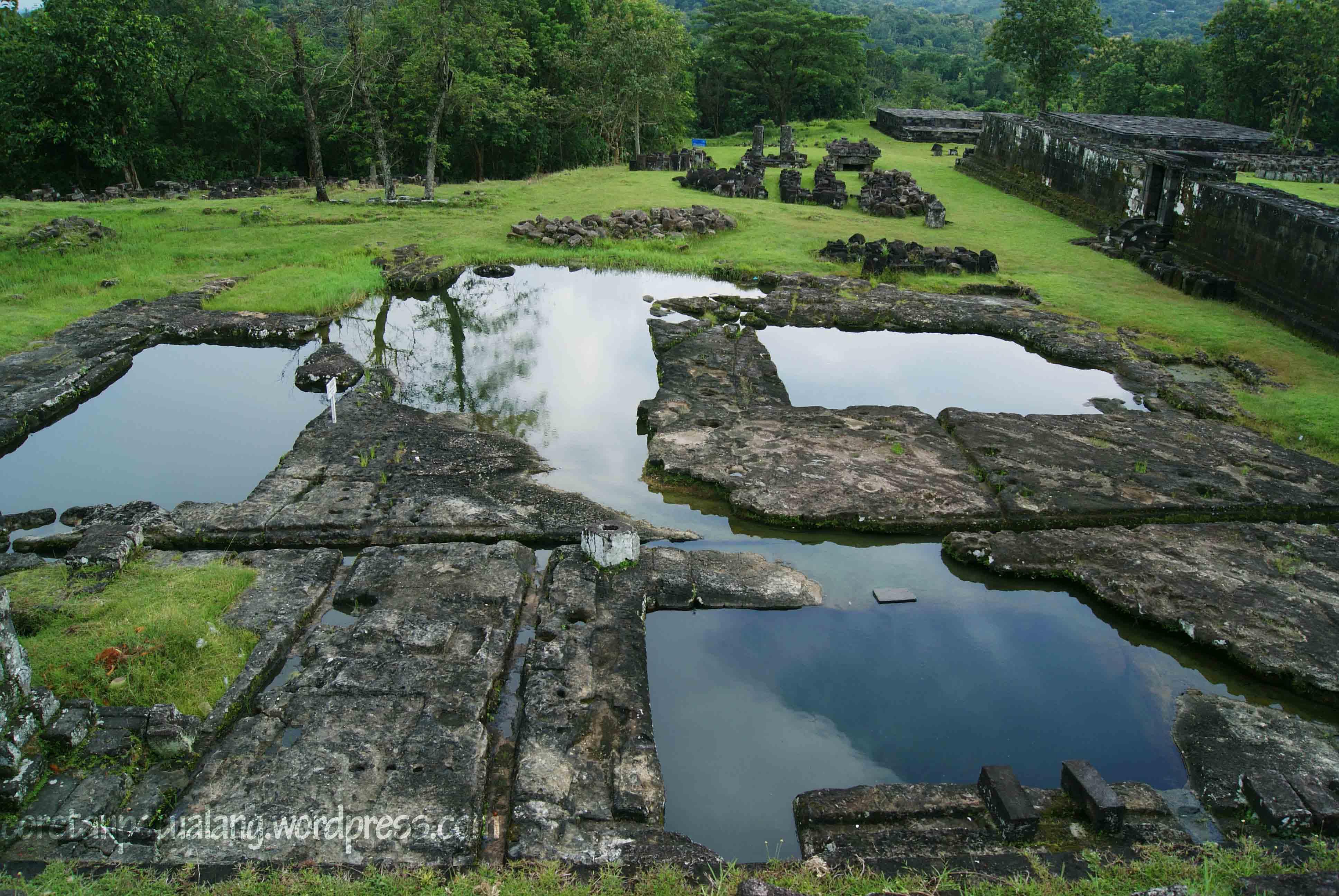 Candi Ratu Boko Istana Megah Atas Bukit Coretanpetualang Blog Setelah