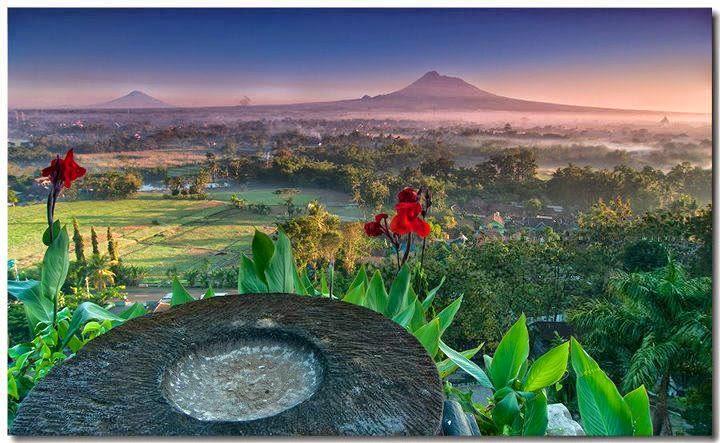 Indowalking Wisata Candi Ratu Boko Jogja Istana Kab Sleman