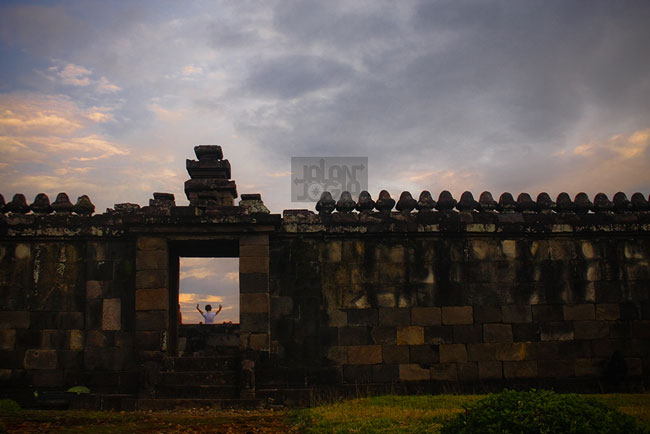 Istana Ratu Boko Awal Kejayaan Sumatera Bermula Jalanjogja Situs Boko3