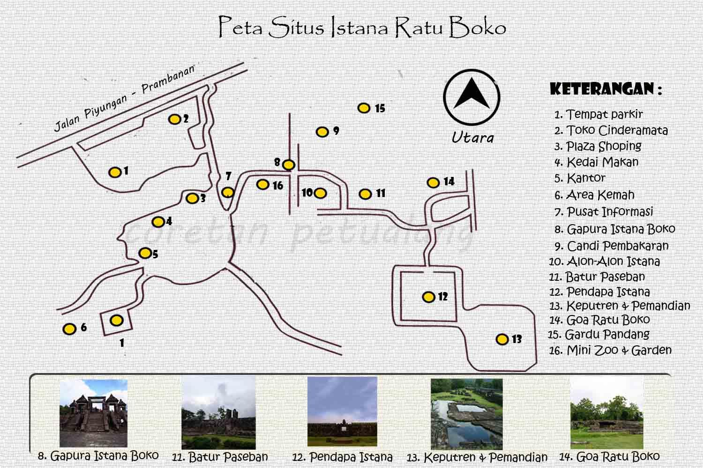 Istana Ratu Boko Yogjakarta Sebuah Perjalanan Jogja Kab Sleman