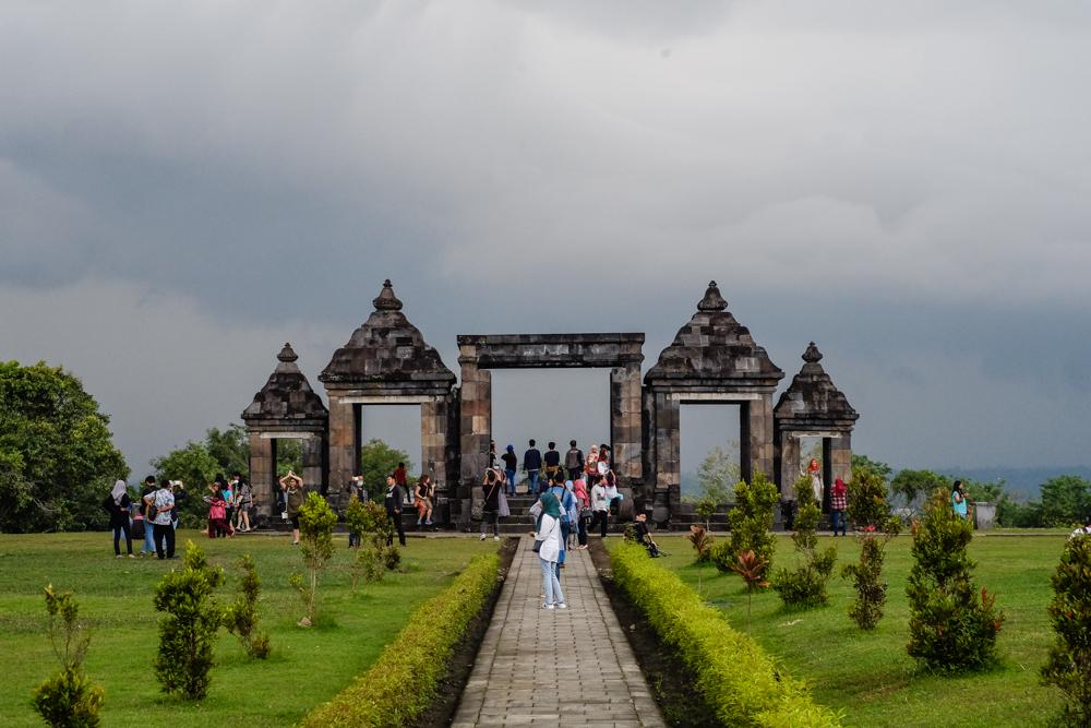 Istana Ratu Boko Yogyakarta Keindahan Arsitektur Royalindo Title Kab Sleman