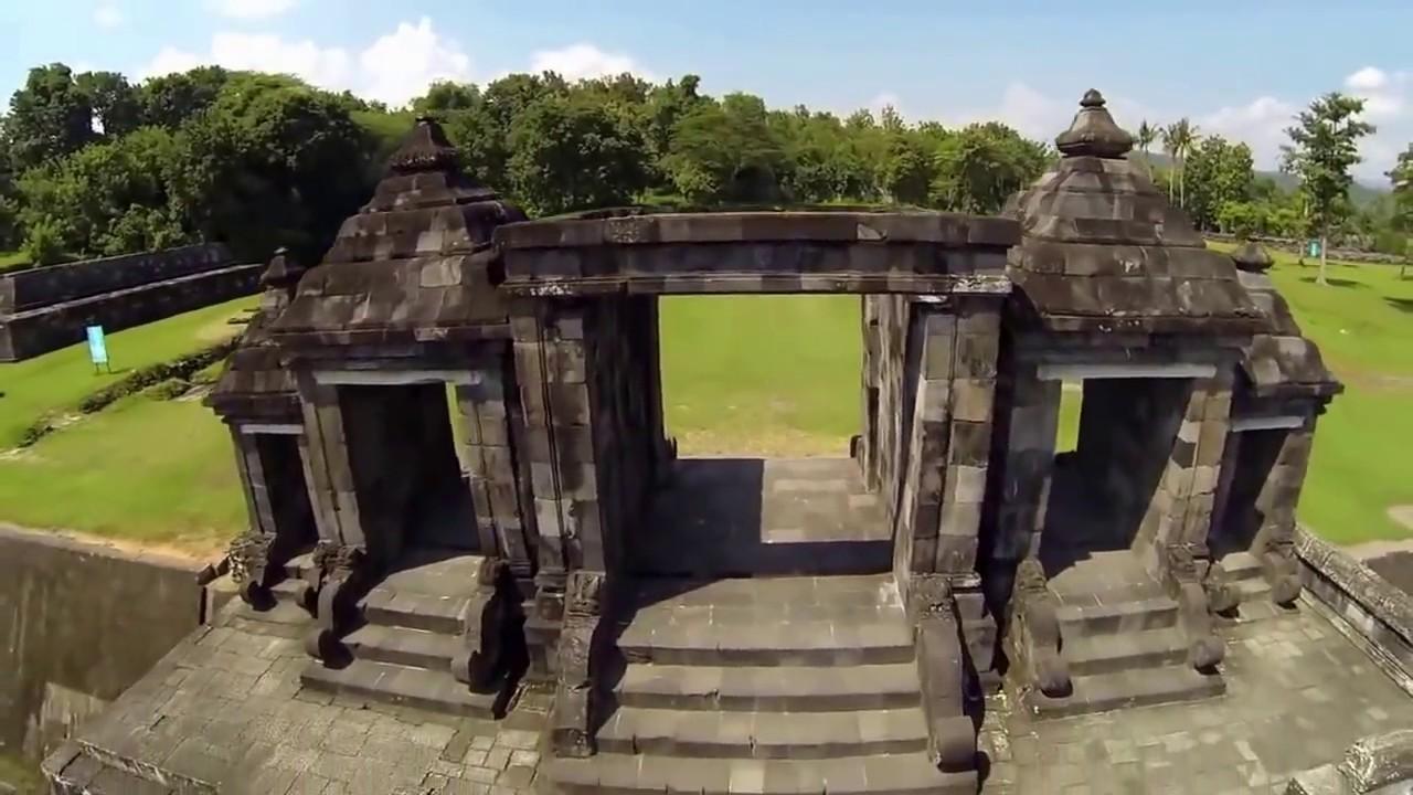 Istana Ratu Boko Yogyakarta Youtube Kab Sleman