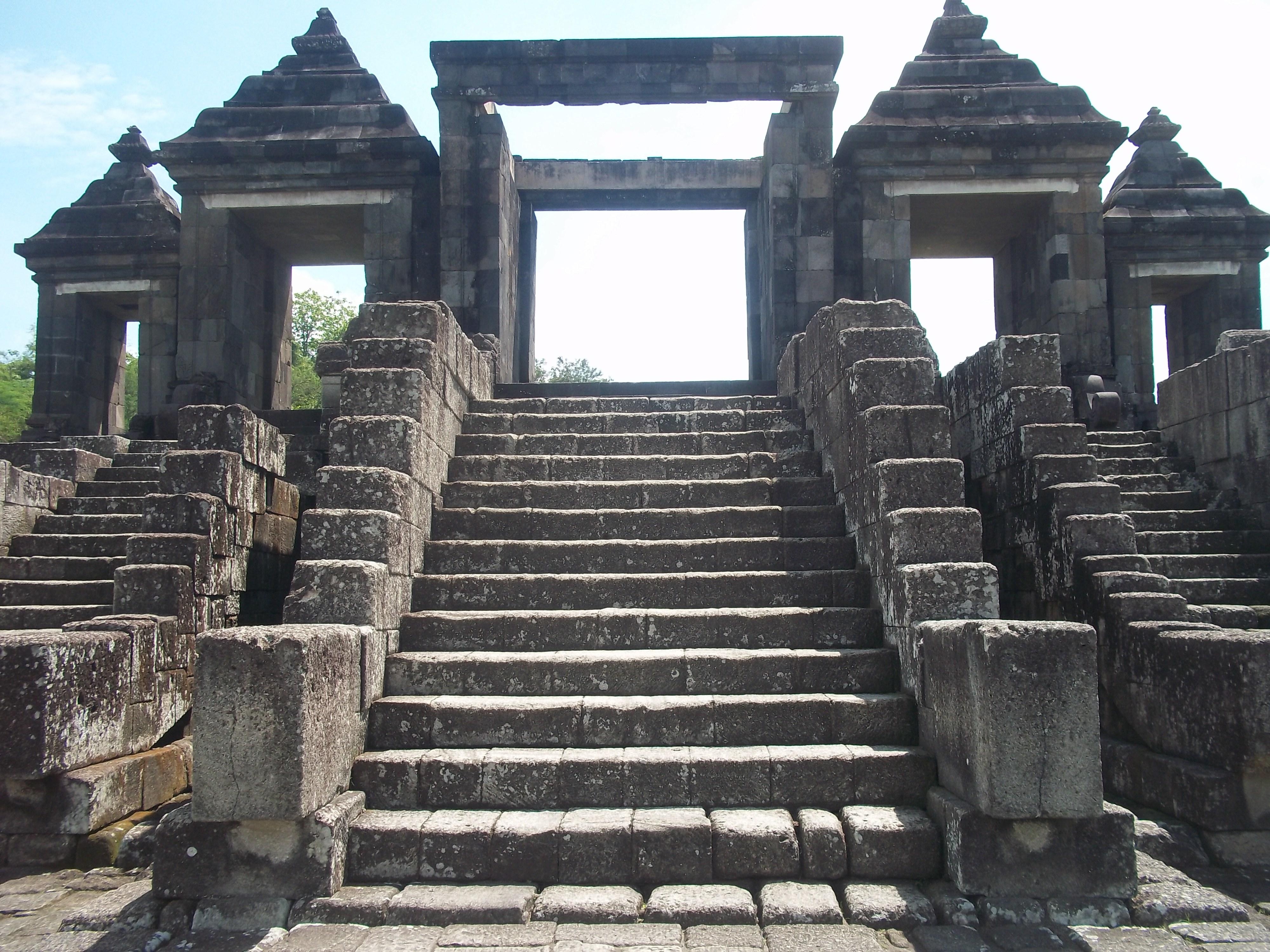Keraton Ratu Boko Fitriaannisa Prambanan Kab Sleman Sebelum Dikenal Nama