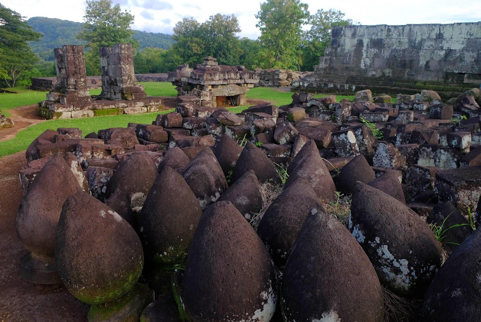 Misteri Dibalik Kemegahan Kraton Ratu Boko Ardiyanta Reruntuhan Bangunan Tak