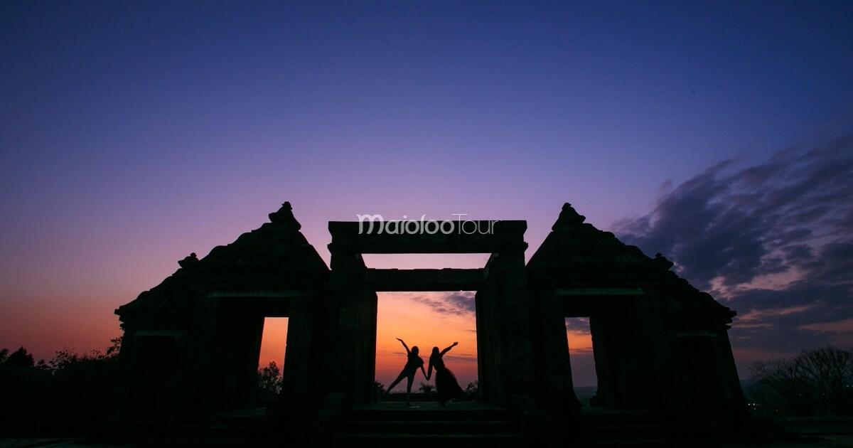 Paket Wisata Jogja Exclusive Day Heritage Tour 1 Candi Borobudur