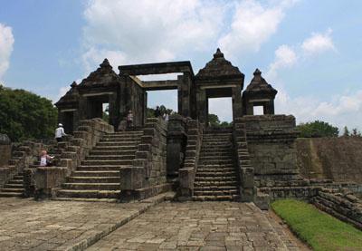 Ratu Boko Candi Wisata Yogyakarta Romantisme Istana Kab Sleman