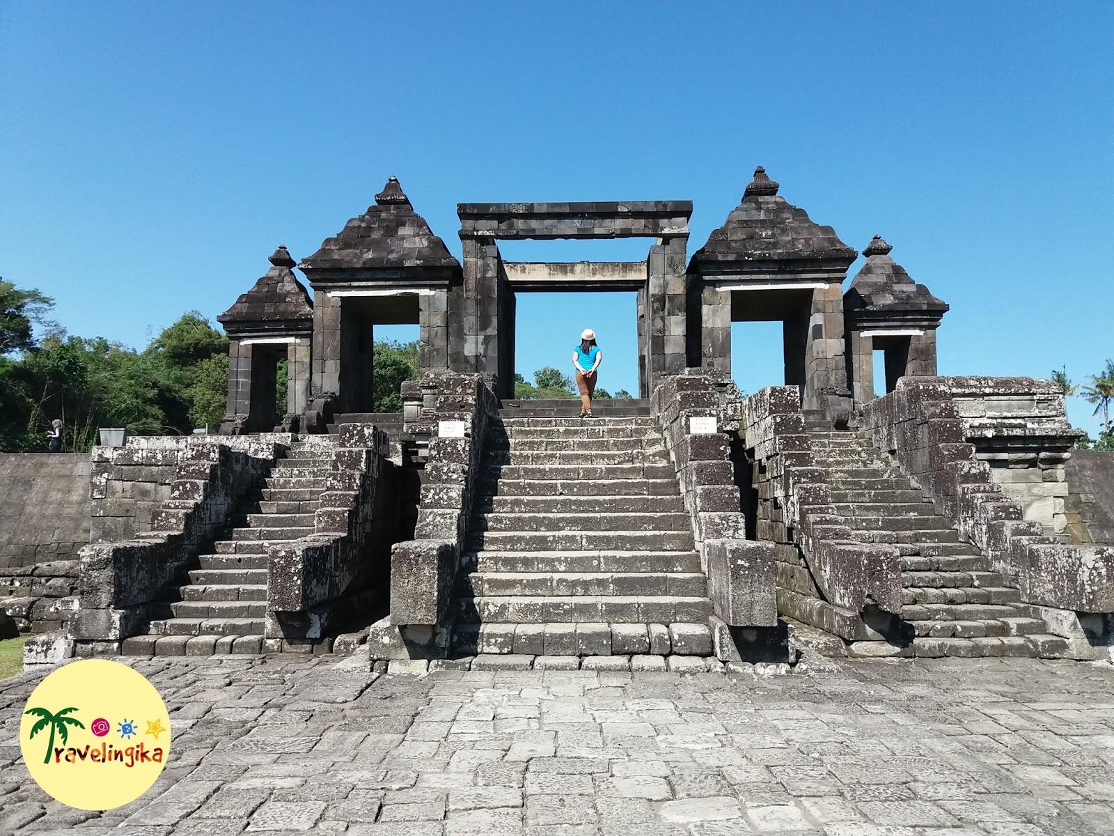 Ratu Boko Palace Yogyakarta Reruntuhan Keraton Megah Jadi Sewaktu Berkunjung