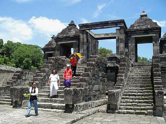 Ratu Boko Wikipedia Istana Kab Sleman