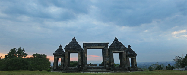 Revealing Yogyakarta Hidden Tourism Sites Candi Ratu Boko Facebook Istana