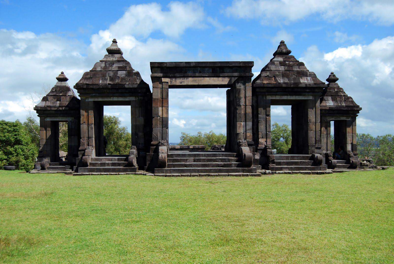 Wisata Candi Ratu Boko Jogja Indahnya Istana Kab Sleman