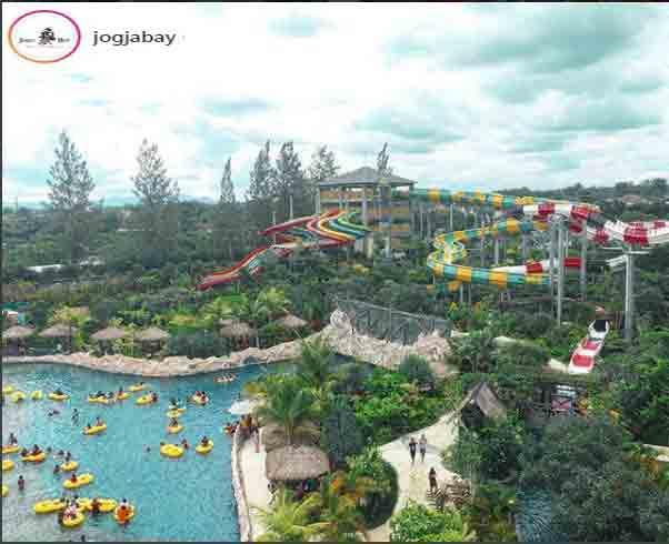 Harga Tiket Fasilitas Wahana Jogja Bay Pirates Adventure Peraturan Waterpark