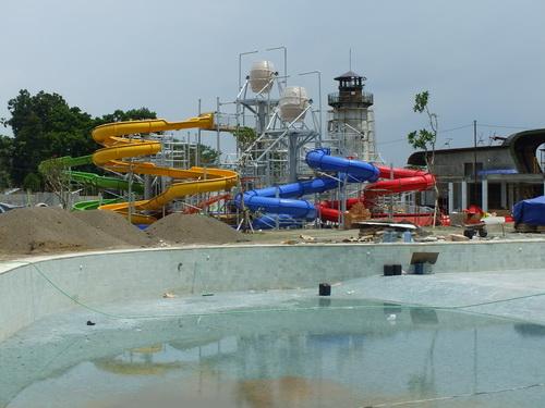 Jogja Bay Adventure Pirates Water Park Fotopedia Waterpark Kab Sleman