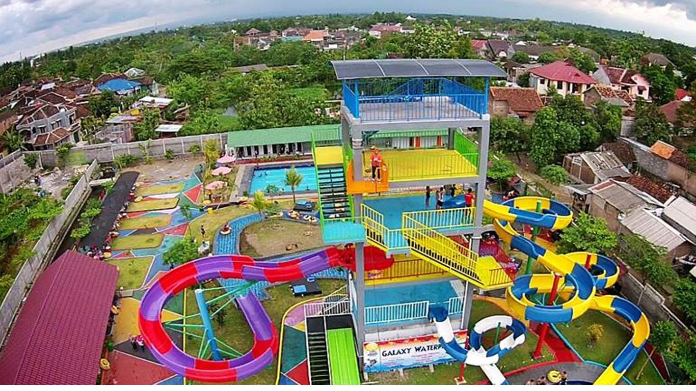 Jogja Bay Adventure Pirates Waterpark Bakpia Mutiara Sleman Kab