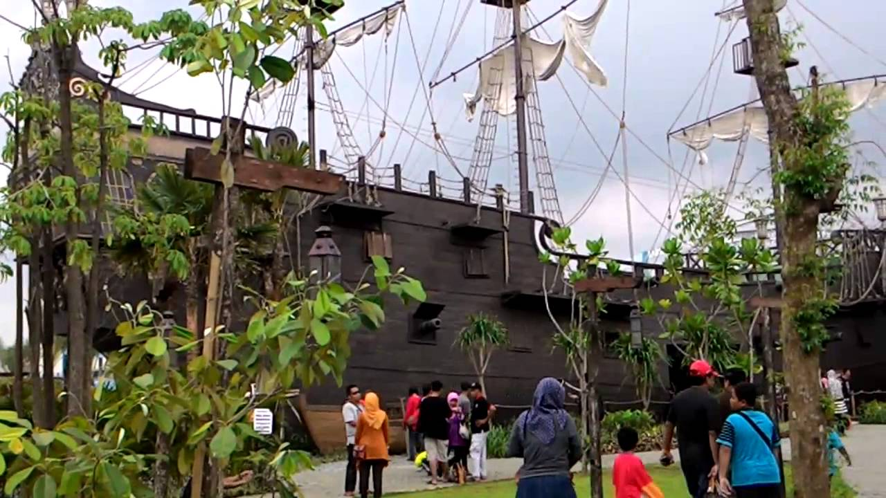 Jogja Bay Adventure Pirates Waterpark Maguwoharjo Sleman Youtube Kab