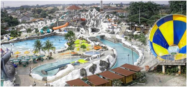 Jogja Bay Adventure Pirates Waterpark Tempat Wisata Terbaru Kab Sleman