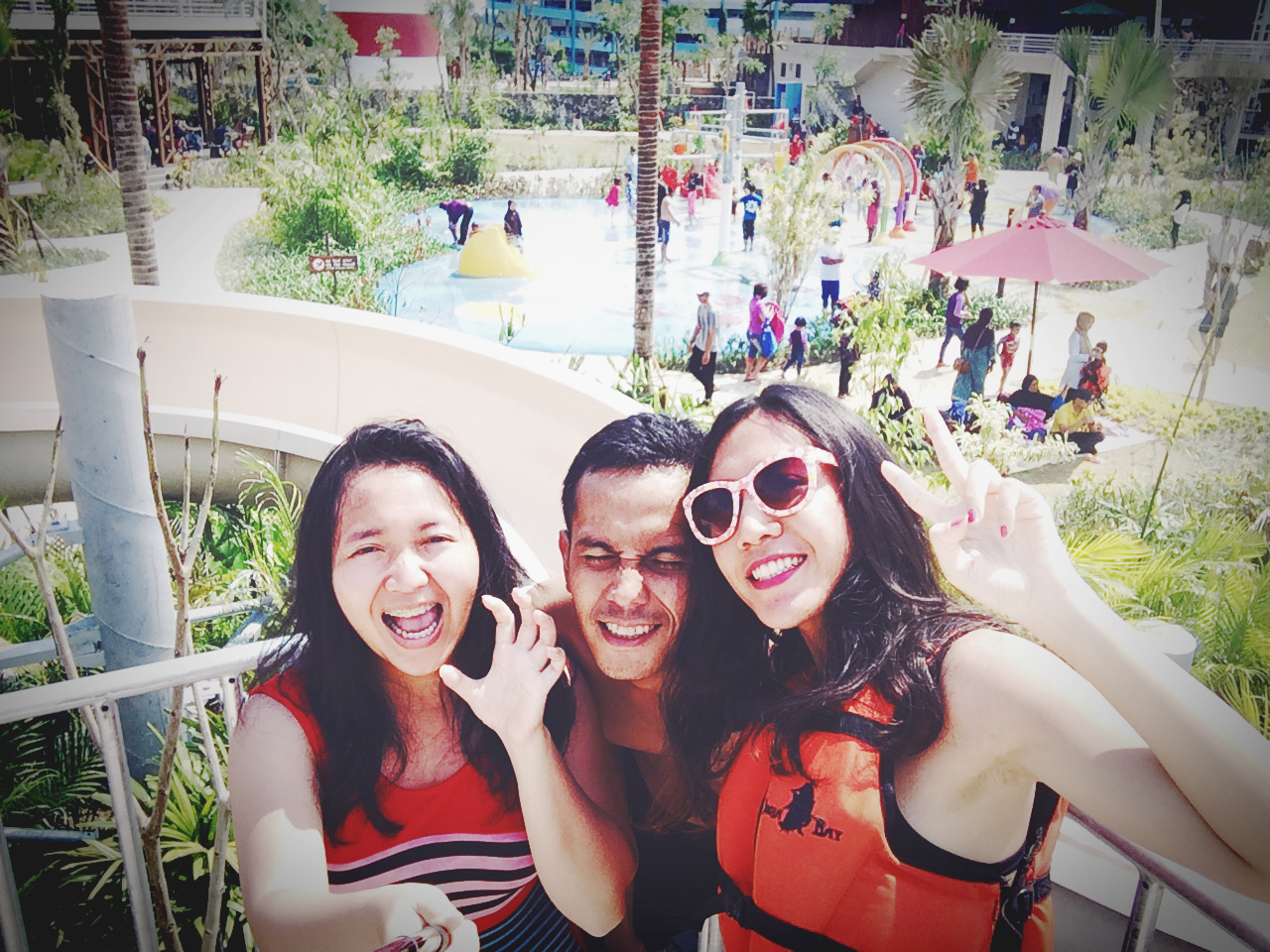 Jogja Bay Pirates Adventure Water Park Waterpark Kab Sleman