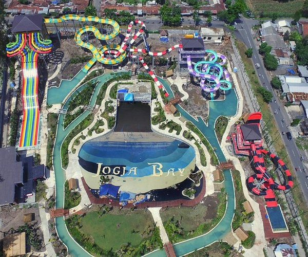 Jogja Bay Pirates Adventure Waterpark Diresmikan Kab Sleman