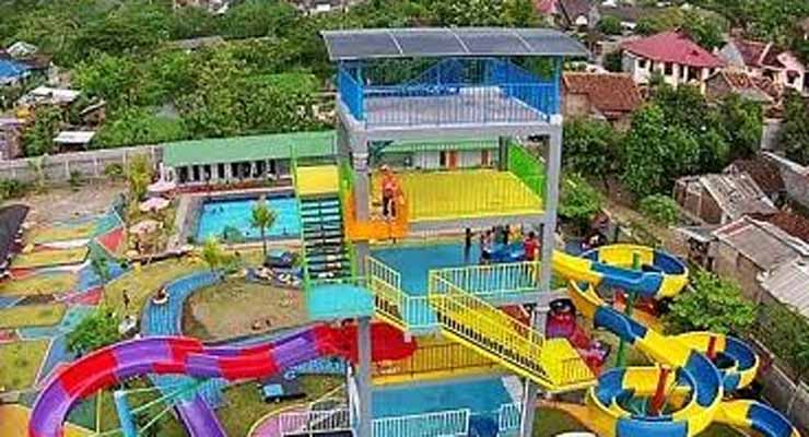 Jogja Bay Pirates Adventure Waterpark Kab Sleman
