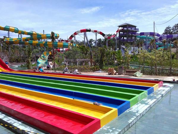 Jogja Bay Pirates Adventure Waterpark Terbesar Kab Sleman