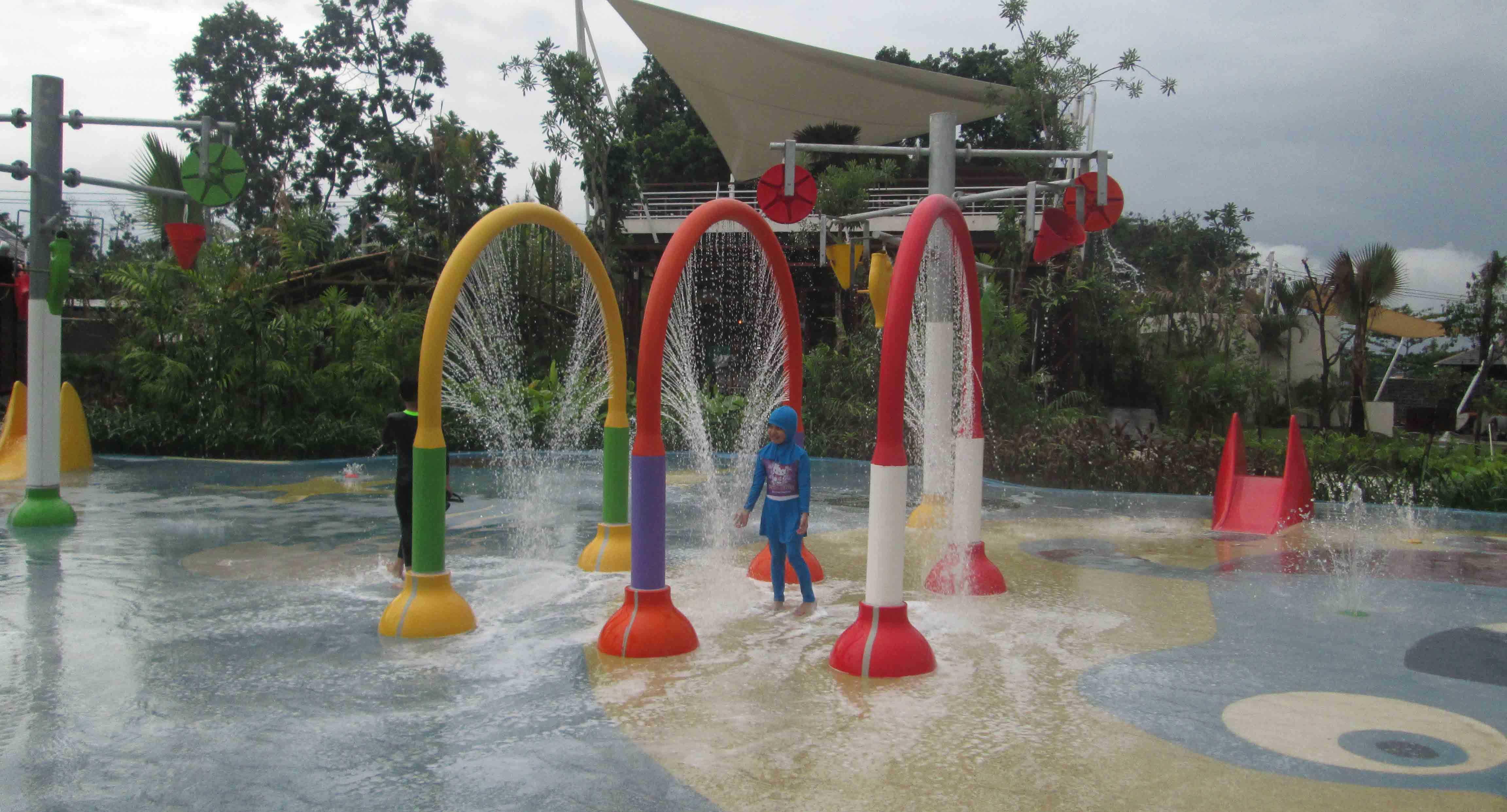 Jogja Bay Pirates Water Park Lovely Adventure Inspirational Pantai Buatan
