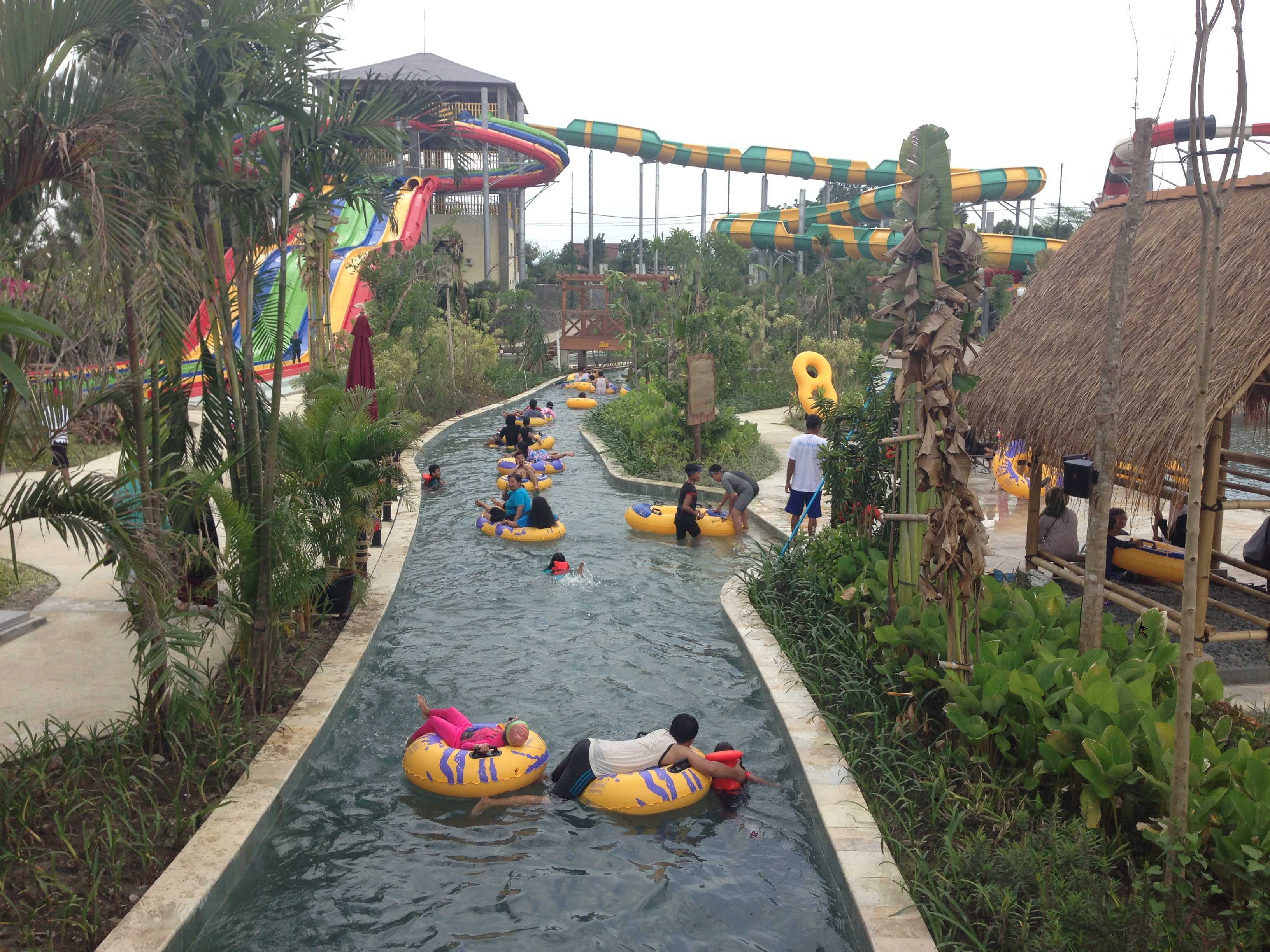 Jogja Bay Pirates Water Park Lovely Adventure Waterpark Kab Sleman