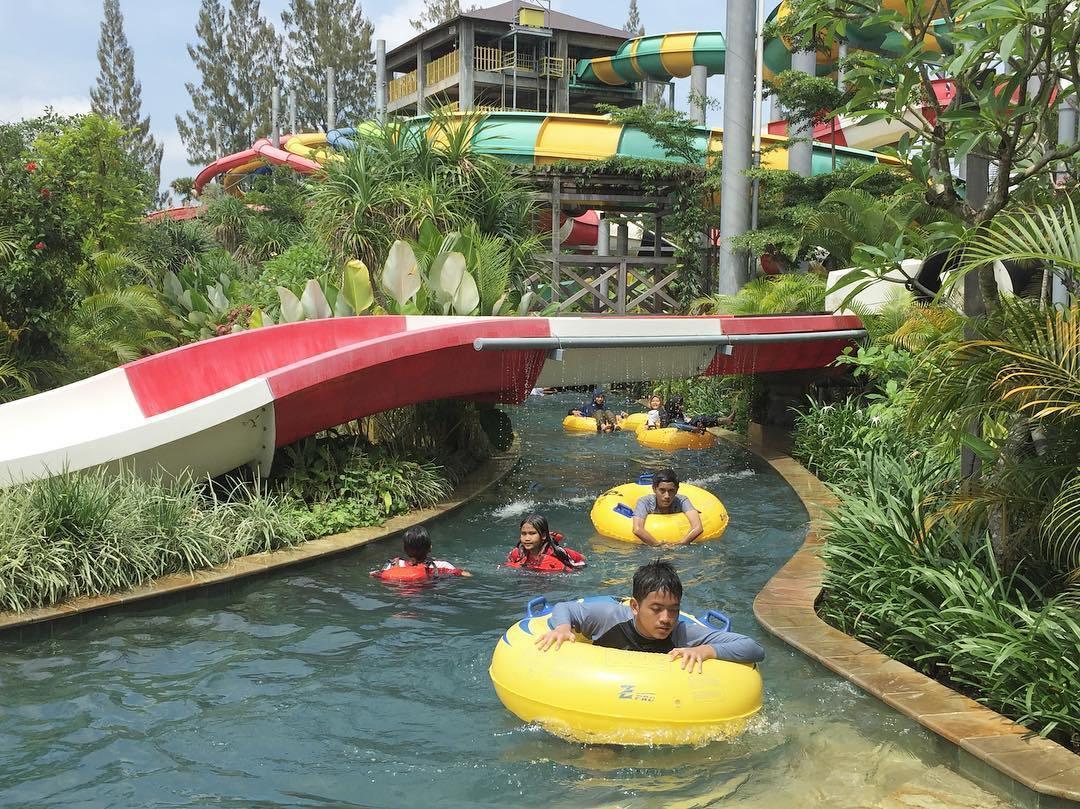 Jogja Bay Waterpark Pirates Adventure Hobby Main Air Kab Sleman