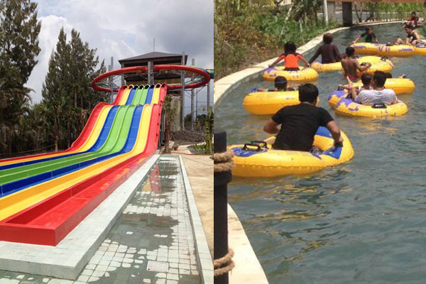 Jogja Bay Waterpark Terbesar Indonesia Widyaloka Wisata Widyalokawisata Pirates Adventure