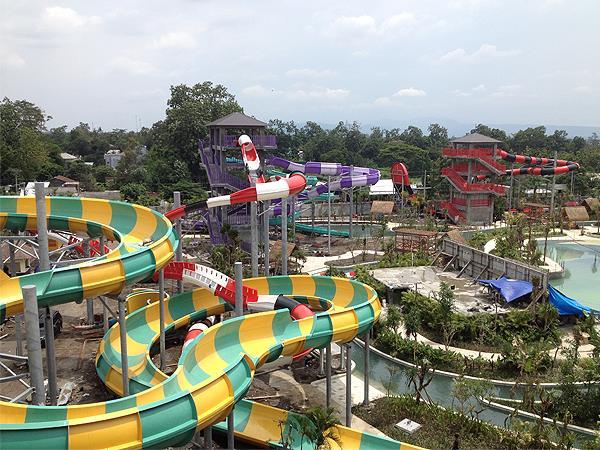 Jogja Bay Waterpark Zest Hotel Yogyakarta Pirates Adventure Kab Sleman