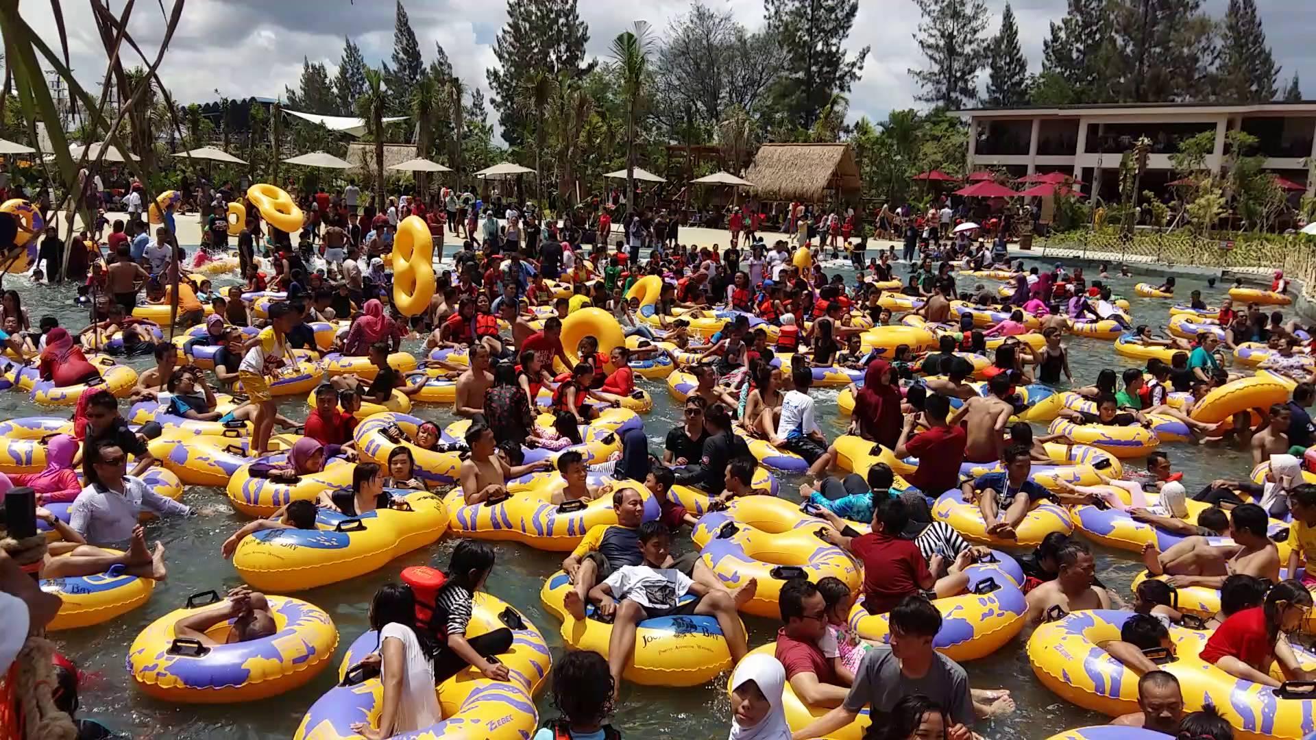 Jogja Bay Youtube Pirates Adventure Waterpark Kab Sleman