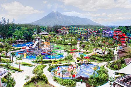 Jogjabay Pirates Adventure Waterpark Feel Fun Attraction Jogja Bay Kab