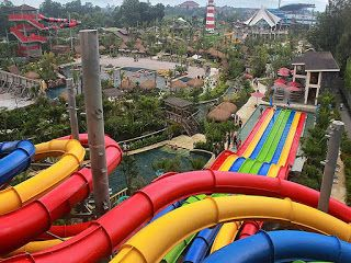 Lokasi Rute Harga Tiket Jogja Bay Pirates Adventure Waterpark Terbaru
