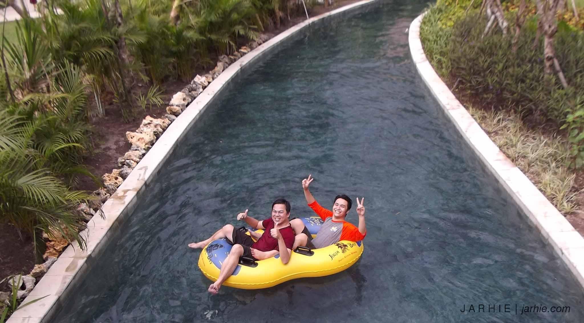 Pantai Buatan Jogja Bay Adventure Pirates Waterpark Kab Sleman