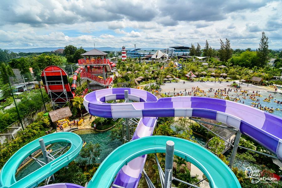 Rekreasi Jogja Bay Pirate Adventure Waterpark Dani Setiawan Minggu Berkesempatan